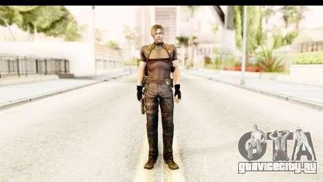 Resident Evil 4 Ultimate - Leon S. Kennedy для GTA San Andreas второй скриншот