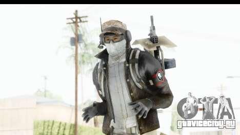 The Division Last Man Battalion - Engineer для GTA San Andreas
