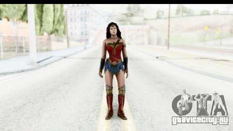 Injustice God Among Us - Wonder Woman BVS для GTA San Andreas второй скриншот