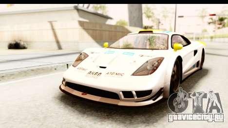 GTA 5 Progen Tyrus SA Style для GTA San Andreas двигатель