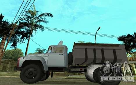 ЗиЛ-130 Армения для GTA San Andreas вид слева