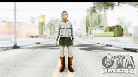Silent Hill Downpour - Heather для GTA San Andreas второй скриншот