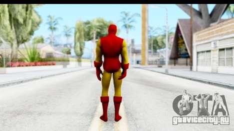 Marvel Heroes - Ironman для GTA San Andreas третий скриншот