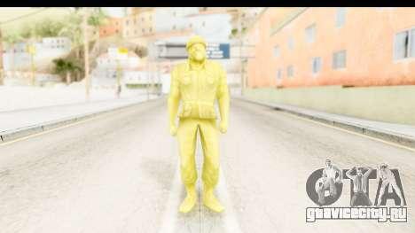 ArmyMen: Serge Heroes 2 - Man v5 для GTA San Andreas второй скриншот