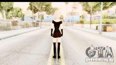 Elsa Old Fashioned для GTA San Andreas третий скриншот
