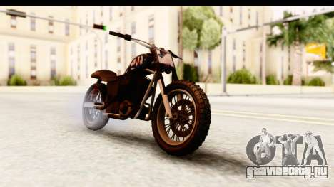 GTA 5 Western Cliffhanger Custom v2 для GTA San Andreas