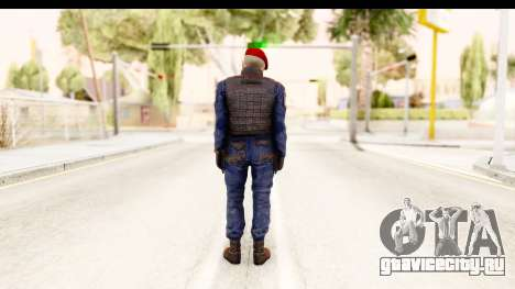 Bahrain Officer v2 для GTA San Andreas третий скриншот