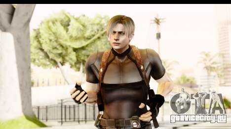 Resident Evil 4 Ultimate - Leon S. Kennedy для GTA San Andreas