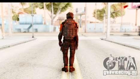 Homefront The Revolution - KPA v3 Black для GTA San Andreas третий скриншот