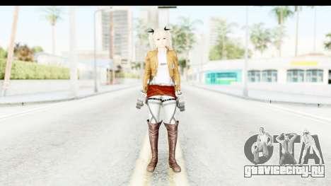 DoA 5: LR - Marie Rose (A.O.T DLC) для GTA San Andreas второй скриншот