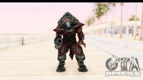 DOOM 3 - Cyberdemon для GTA San Andreas второй скриншот