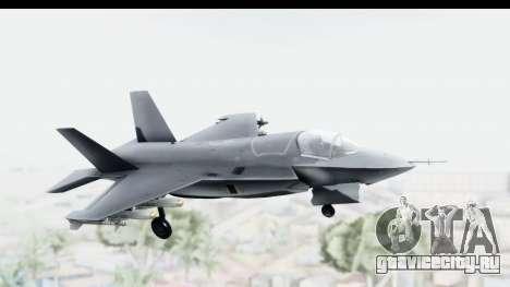Lockheed Martin F-35B Lightning II для GTA San Andreas