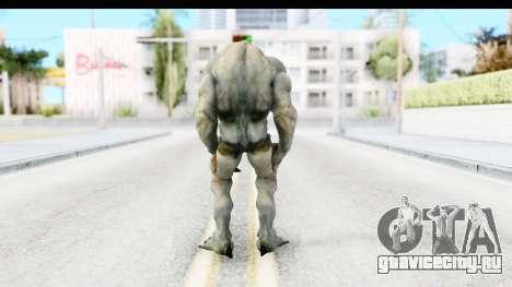 DOOM 3 - Hellknight для GTA San Andreas третий скриншот