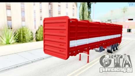 Trailer Cargo для GTA San Andreas