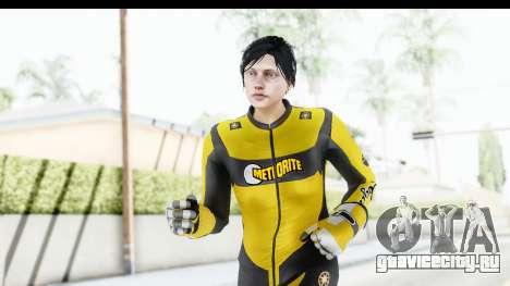 GTA 5 DLC Cunning Stuns Female Skin для GTA San Andreas