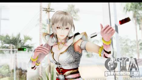 Dynasty Warriors 8 Xtreme Legends Lu Lingqi 2 для GTA San Andreas