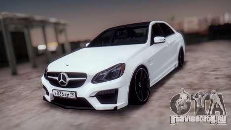Mercedes-Benz E63 GSC для GTA San Andreas
