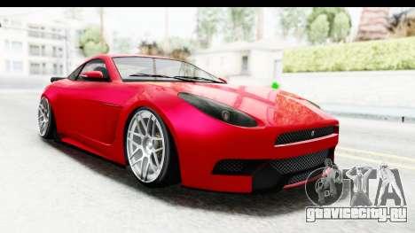 GTA 5 Ocelot Lynx SA Lights для GTA San Andreas