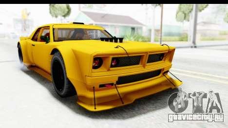 GTA 5 Declasse Drift Tampa для GTA San Andreas
