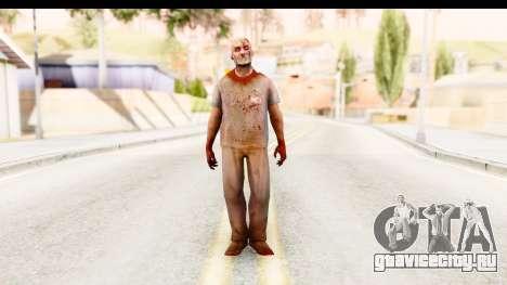 Left 4 Dead 2 - Zombie Surgeon для GTA San Andreas второй скриншот