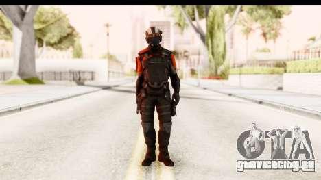 Homefront The Revolution - KPA v3 Black для GTA San Andreas второй скриншот