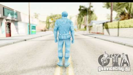 ArmyMen: Serge Heroes 2 - Man v4 для GTA San Andreas третий скриншот