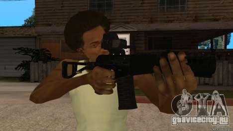 АС-ВАЛ Payday 2 для GTA San Andreas второй скриншот