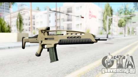 H&K XM8 для GTA San Andreas