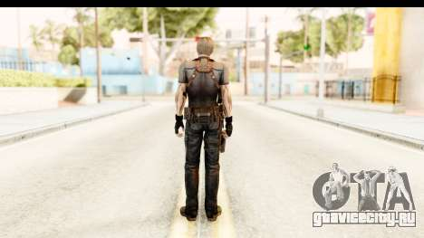 Resident Evil 4 Ultimate - Leon S. Kennedy для GTA San Andreas третий скриншот