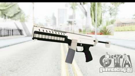 GTA 5 Coil Combat PDW для GTA San Andreas