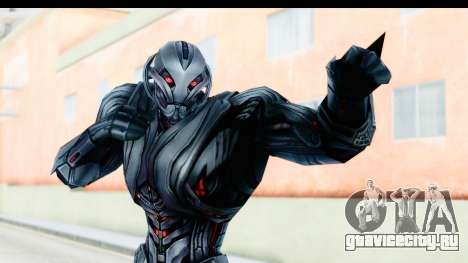 Marvel Future Fight - Ultron Mk3 (AOU) для GTA San Andreas