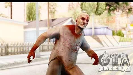 Left 4 Dead 2 - Zombie Surgeon для GTA San Andreas