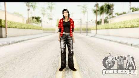 Twilight - Bella для GTA San Andreas второй скриншот