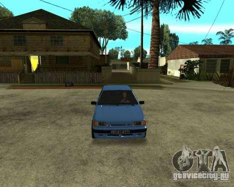 VAZ 21015 ARMENIAN для GTA San Andreas вид справа