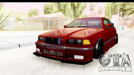 BMW M3 E36 Spermatozoid Edition для GTA San Andreas