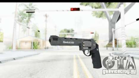 GTA 5 Hawk & Little Heavy Revolver для GTA San Andreas второй скриншот