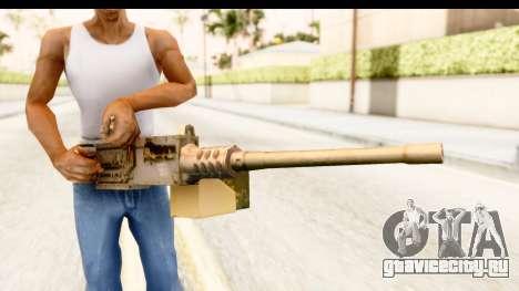 M2 Browning для GTA San Andreas третий скриншот