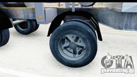Trailer Brasil v6 для GTA San Andreas вид сзади