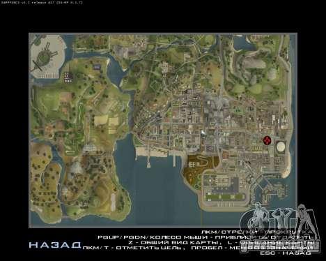 Гараж CJ Armenian для GTA San Andreas пятый скриншот