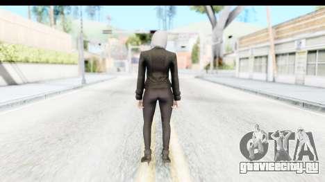 GTA 5 Ill Gotten-Gains DLC Female Skin для GTA San Andreas третий скриншот