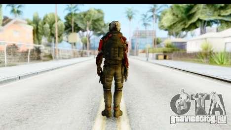 Homefront The Revolution - KPA v1 Dead для GTA San Andreas третий скриншот