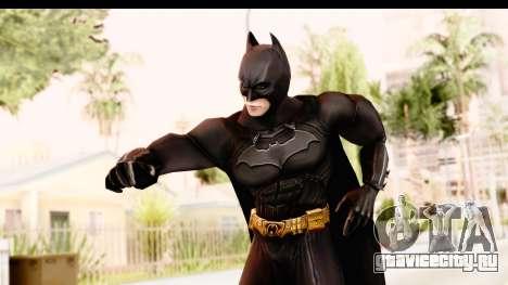 Batman Begins для GTA San Andreas