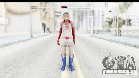 Silent Hill 3 - Heather Princess Heart для GTA San Andreas второй скриншот