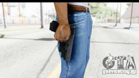 Glock P80 для GTA San Andreas третий скриншот