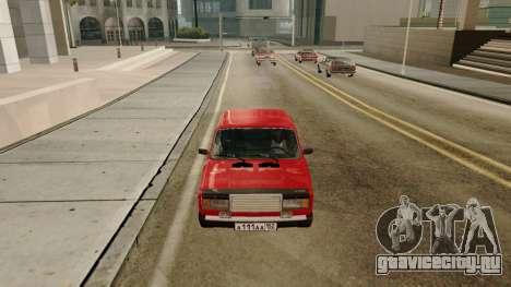 rus_racer ENB v1.0 для GTA San Andreas седьмой скриншот