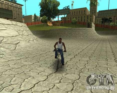 New HD Glen Park для GTA San Andreas третий скриншот