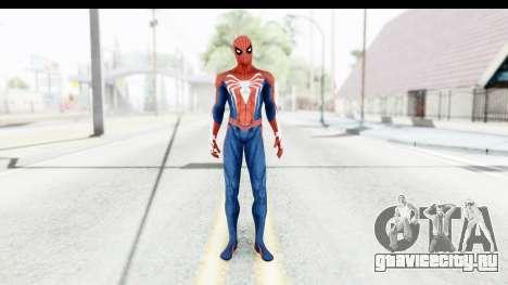 Spider-Man Insomniac v2 для GTA San Andreas второй скриншот