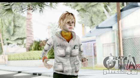 Silent Hill Downpour - Heather для GTA San Andreas