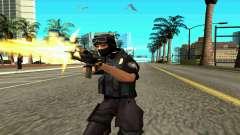 NextGen изменённого оригинального скина SWAT