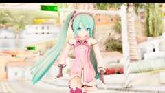 Project Diva F - Hatsune Miku Vocal Star Remade для GTA San Andreas